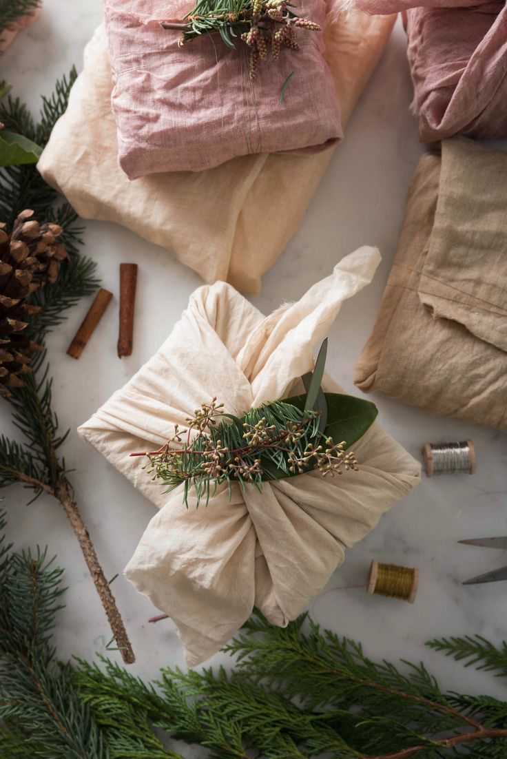 Unique Gift Wrapping Ideas, No Wrapping Paper Required Photos | Architectural Digest