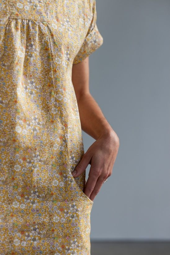 Liberty Portfolio by Allyson :: By a Thin Thread   Project   Sewing / Dresses   Kollabora