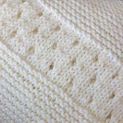 Ravelry: knittyjo's Mason's Baby Blanket