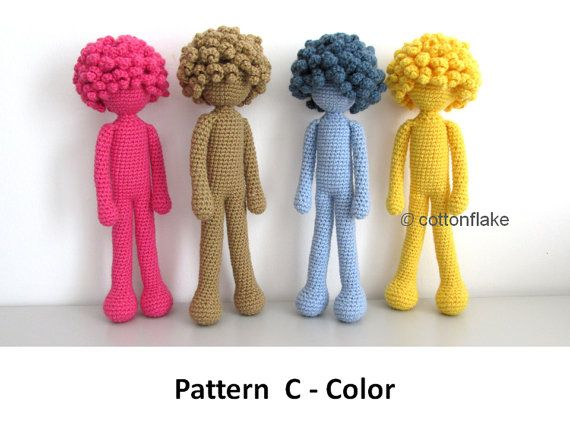 Amigurumi Doll Arms : Best amigurumi doll body pattern images