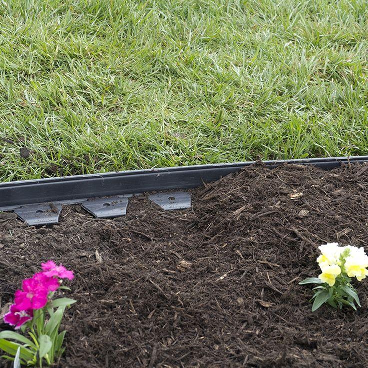 Plastic Garden Edging Ideas enchanting landscaping border ideas for front yard with green Best 25 Metal Landscape Edging Ideas On Pinterest