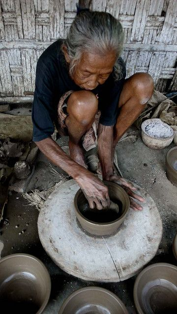 Potters Wheel . Jakarta Indonesia