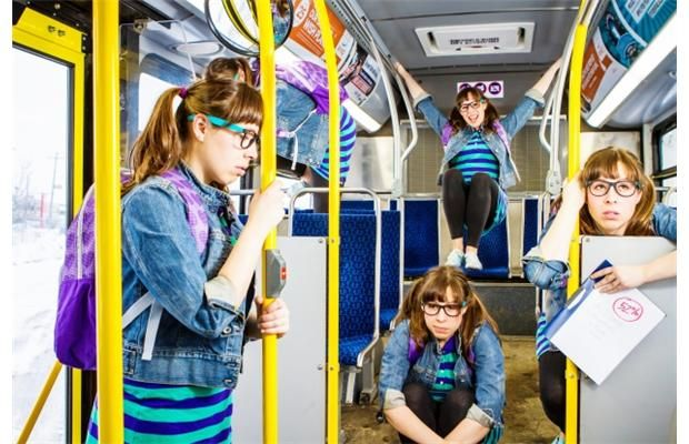 Theatre preview: Check out Edmonton in Birdie On the Wrong Bus- Wee!!!