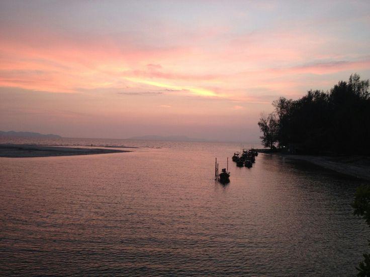 Pak Meng beach Trang Thailand