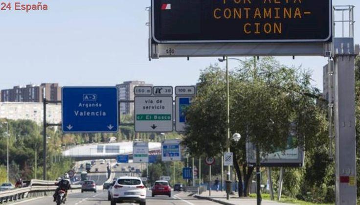 La contaminación da una tregua y mañana se podrá aparcar en el centro de Madrid