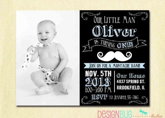 Best 25 Mustache invitations ideas – Little Man Mustache Party Invitations