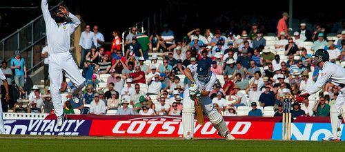 South Africa v England, Oval Test 2012