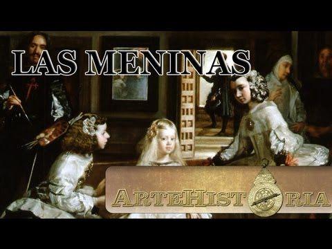 Video : descripción de Las Meninas (nivel B1+/ B2)