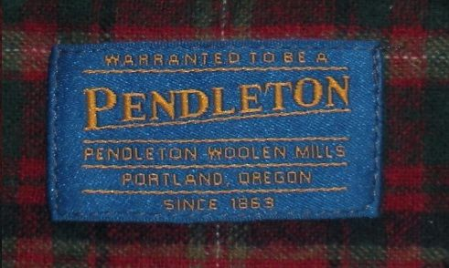 Pendleton Shirt Woolen Mills Men's Plaid Wool Shirts — Gentleman's Gazette