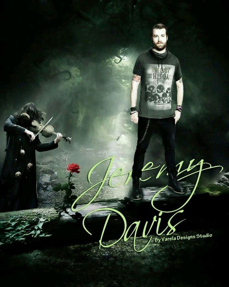 Jeremy Davis - Paramore By: Varela Designs Studio