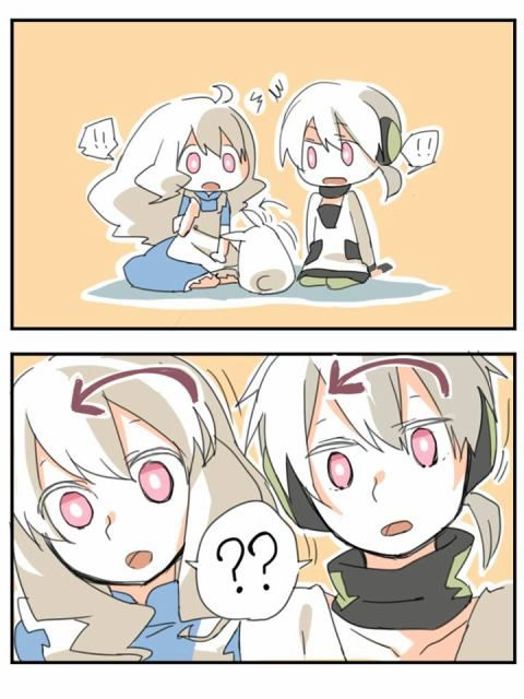 Mary and Konoha