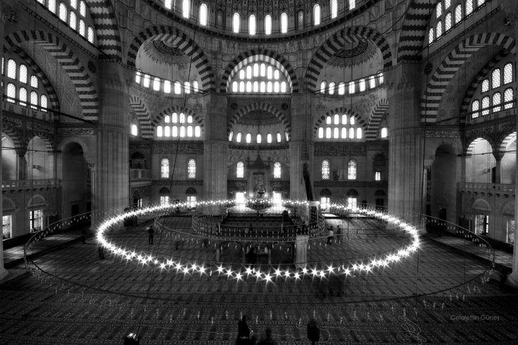 Selimiye Mosque - Edirne Selimiye Camii