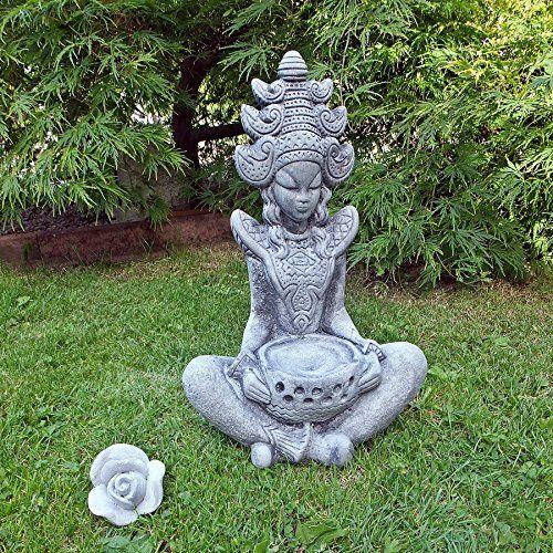 7 Besten Deko Buddha Figuren Bilder Auf Pinterest