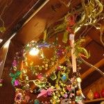 Weihnachtliche Dekoration vom #Weihnachtsmarkt http://wellness-bummler.de/weihnachtszauber-am-tegernsee/