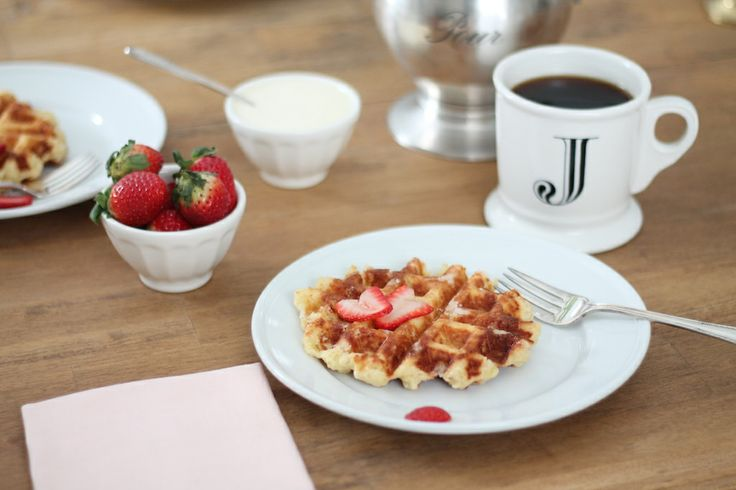 The Best Belgian Waffle Recipe