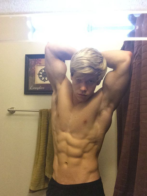 Teen muscle boys big cocks — pic 10