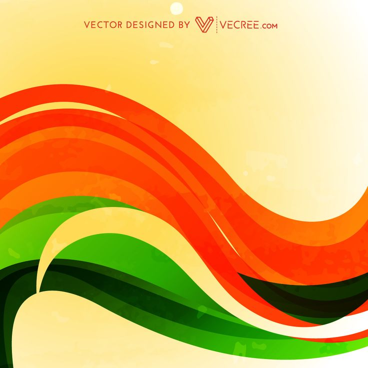 Creative Abstract Indian Flag Colors Background Design Free Vector - https://vecree.com/1987516/creative-abstract-indian-flag-colors-background-design-free-vector/