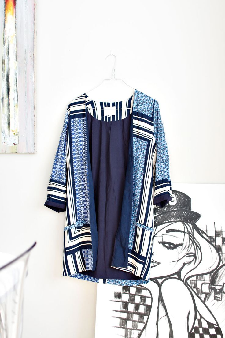 Kimono from Selected Female.