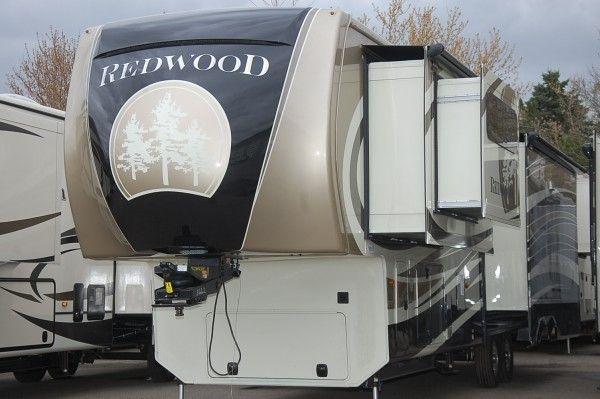 #AddPizzazz #RVs #FifthWheel @KitsmillerRV 2015 Redwood 38GK Rear Living Fifth Wheel Kitsmiller RV Superstore Sale Price $79,999 More Here http://kitsmillerrv.com/inventory/details/274/2015-redwood-residential-38gk