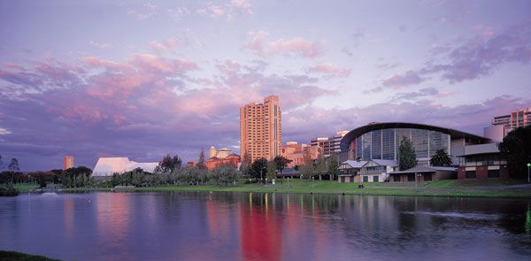 South Australian Film Corporation - Locations Gallery  Adelaide.\, the capital of south aus
