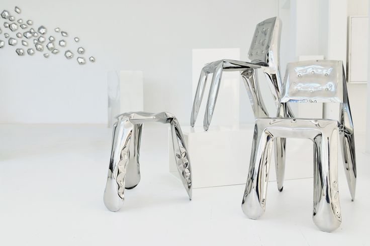 Presentation about hangers: http://zieta.pl/zieta_HANGERS.pdf  Our new limited edition product - KAMYKI is a series of wall hangers/decoration in unique, one-of-a-kind shapes. KAMYKI are made of stainless steel polished to high gloss.  https://shop.zieta.pl/pl,p,,43,kamyki.html