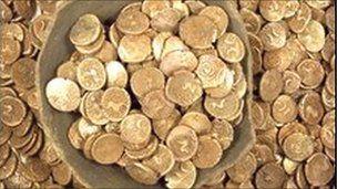 Ipswich museum in bid to save Iceni gold hoard