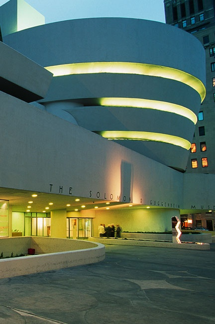 1000 Images About Guggenheim Museum New York On