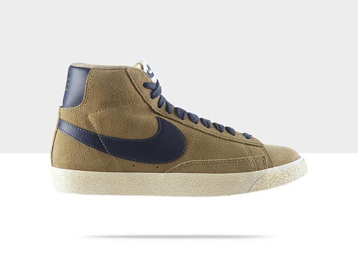 Nike Blazer  Boutique FFF - 85, boulevard de Grenelle, Paris 15ème