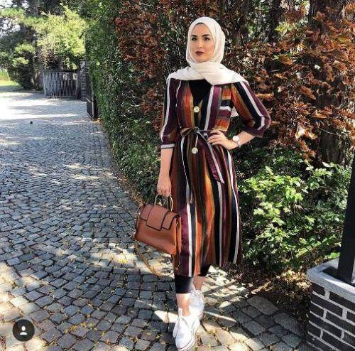 Hijab style 2019 \\u2013 Just Trendy Girls