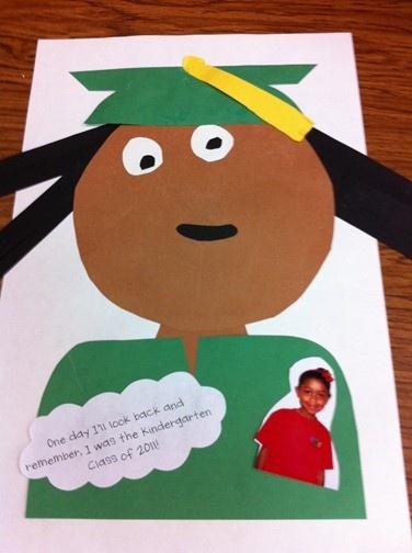 Under the Alphabet Tree: Kindergarten Graduation Ideas
