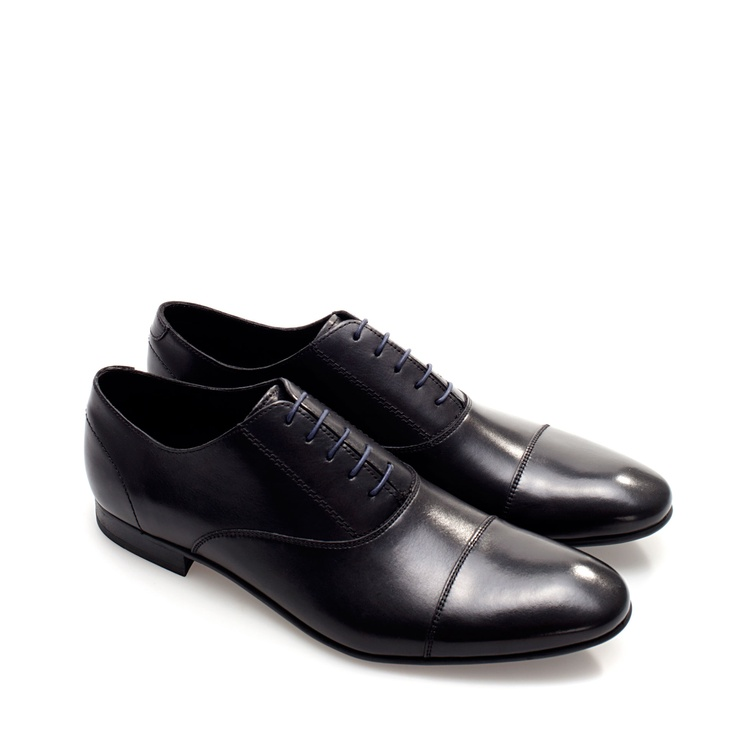 FASHION OXFORD SHOE - Shoes - Man   ZARA United States