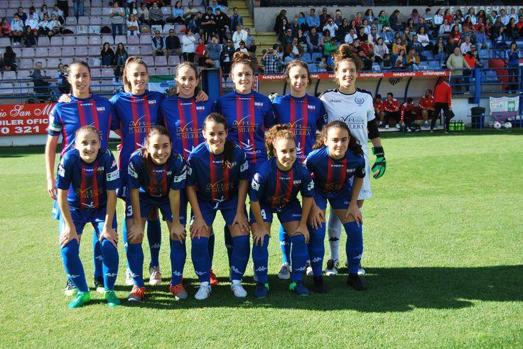 FOTOS FINAL COPA FEDERACIÓN  Santa Teresa 3-0 Extremadura UD  Todas las fotos en nuestro perfil oficial en Facebook  #soloparavalientes #Extremadura #futbol #femenino #futfem #copa #final #azulgrana #adn #apuestaextrema #jutosmasfuertes