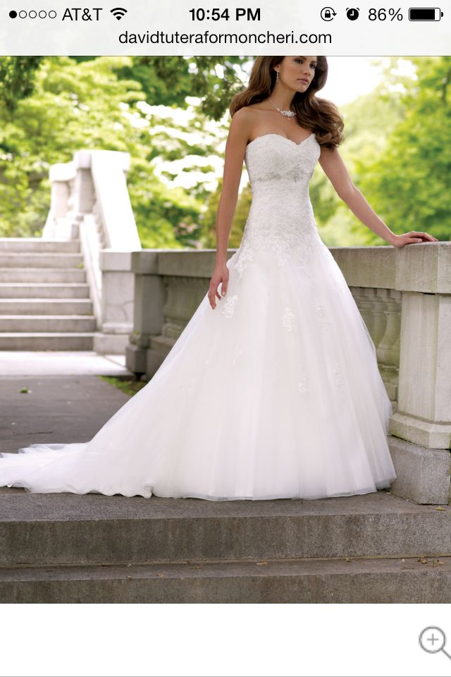 Trending  best David tutera wedding dresses images on Pinterest Wedding dressses Brides and Marriage