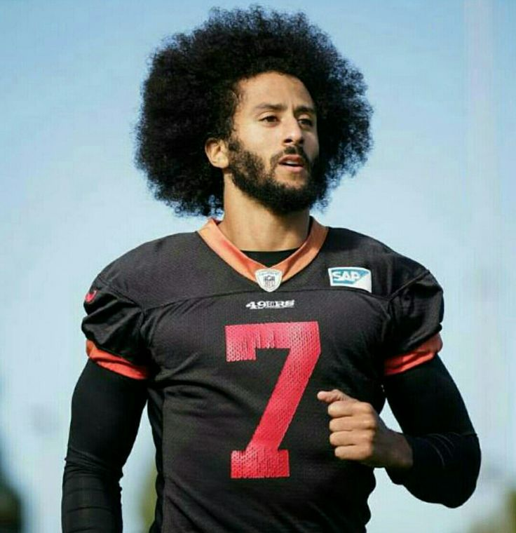 Colin Kaepernick - #BlackExcellence #BlackBeauty