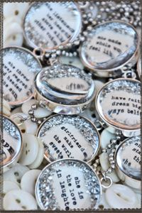 my large charms together... www.bethquinndesigns.com