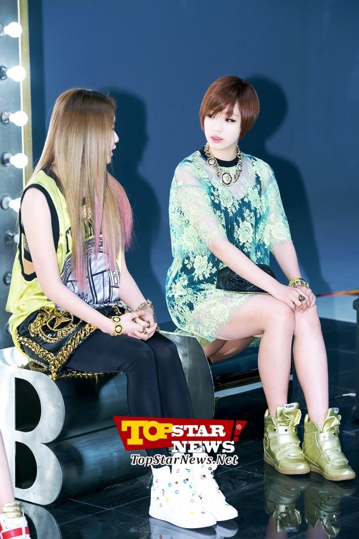 T-ara N4 Jiyeon and Eunjung