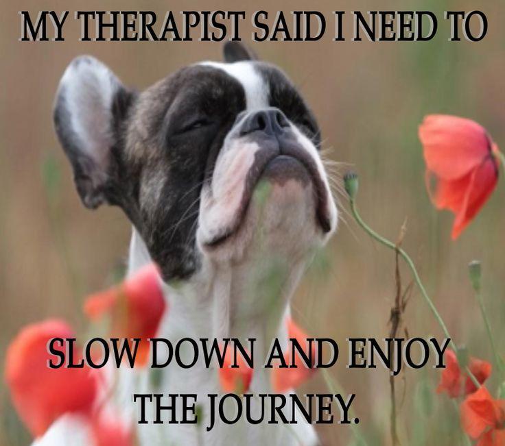 Slow Down...