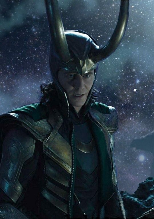 """""""You were made to be ruled. In the end, you will always kneel.""""  -Loki"""