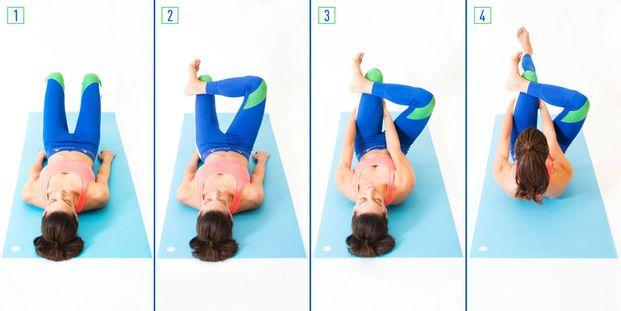 お尻のたるみを防止!寝る前に簡単なお尻ストレッチを行うことで、魅惑の美尻を手にいれる事が可能です。寝る前1分の寝転がったままできるストレッチ方法をご紹介します。