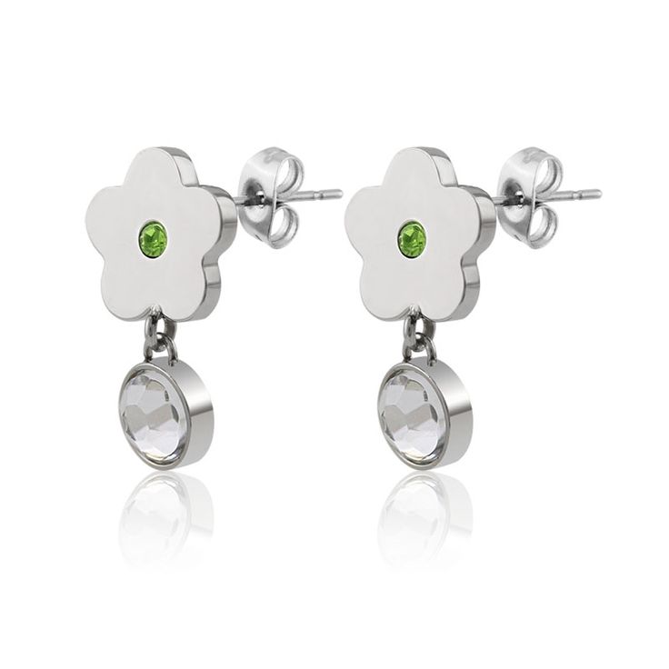 cheap surgical stainless steel earrings