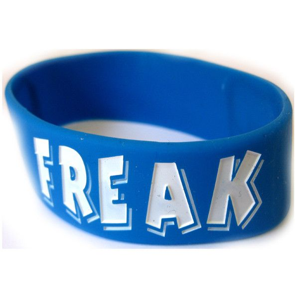 Goodie Two Sleeves Control Freak Wristband   Gothic Clothing   Emo... ($7.94) ❤ liked on Polyvore