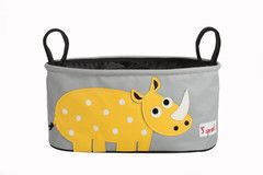 Machiko - a boutique for kids - Yellow Rhino 3 Sprouts Stoller Organiser, $31.95 (http://www.machikobaby.com.au/products/yellow-rhino-3-sprouts-stoller-organiser.html)