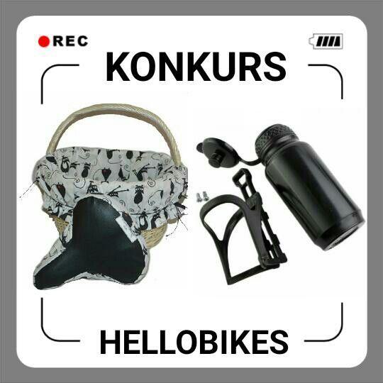 Szczegóły na facebook Hellobikes