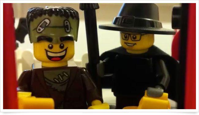 LEGO.com City Gallery - Building Challenges -