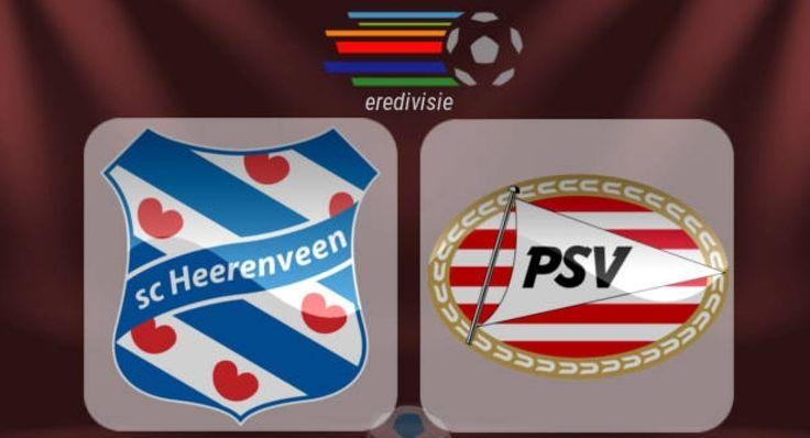 ฮีเรนวีน vs พีเอสวี ไอนด์โฮเฟ่น วิเคราะห์บอล Eredivisie ฮอลแลนด์ SC Heerenveen vs PSV Eindhoven Holland
