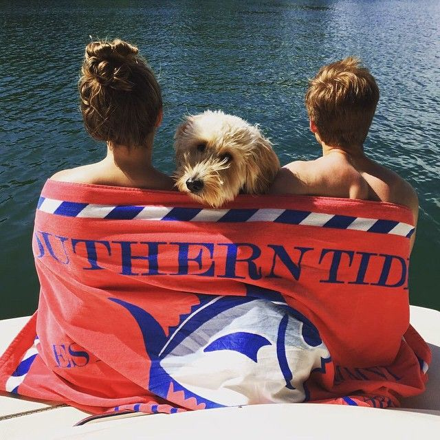 Two's company, three's even better  #southerntide : @kaitfowlz
