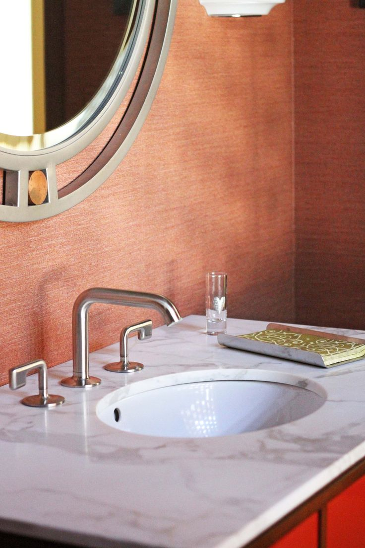 Cleaning overflow drain bathroom sink - How To Naturally Unclog The Bathroom Sink