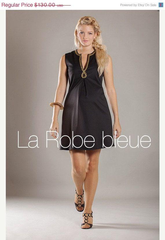 Gray Maternity Dress Chic maternity dress Exotic by LaRobeBleue