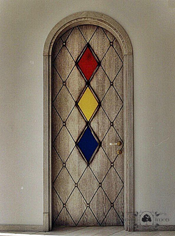 GoodWood - Деревянная мебель на заказ - Арочные двери