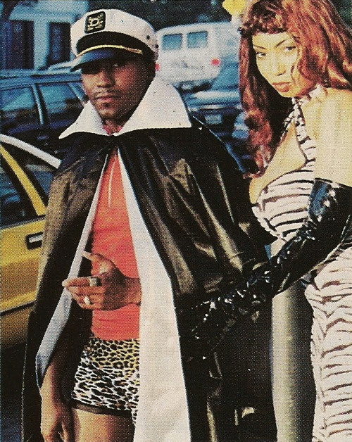 Kool Keith. The Master of Subversion. Walkin down the street in some Leopard print underwear and the captains hat. Classic. https://soundcloud.com/isaac-flowerday/the-next-hit